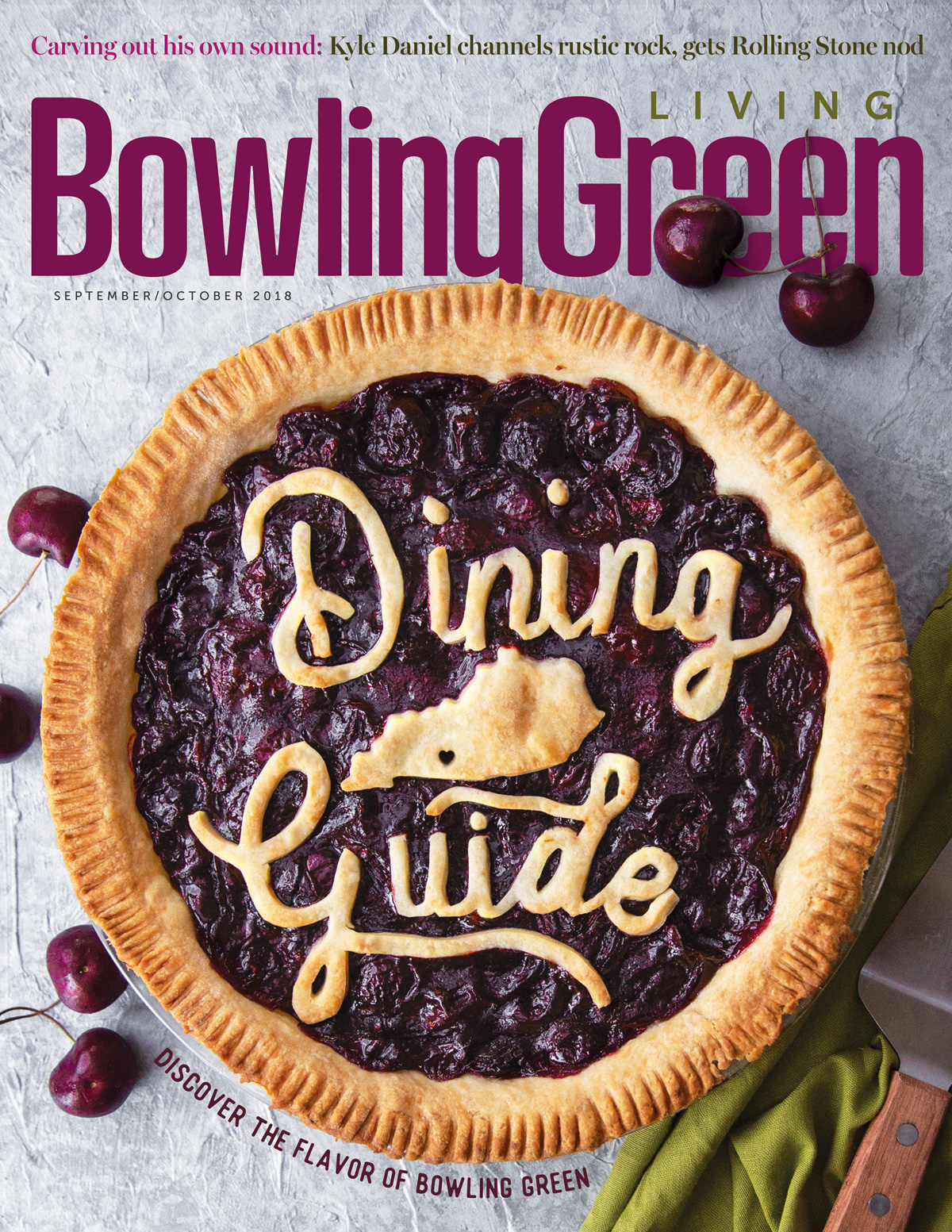 Sept/Oct Bowling Green Living Cover