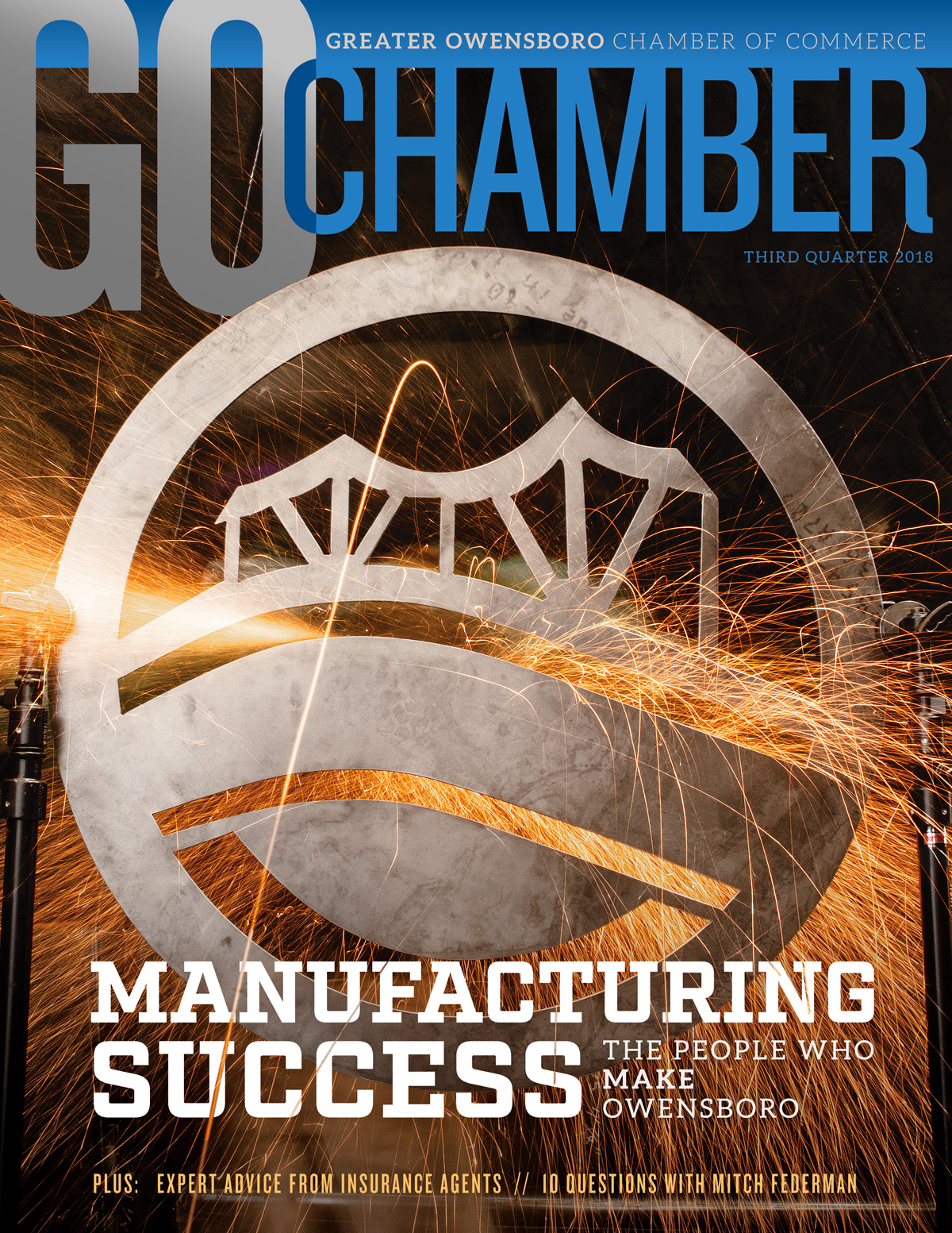 GO Chamber Third Quarter 2018 Cover