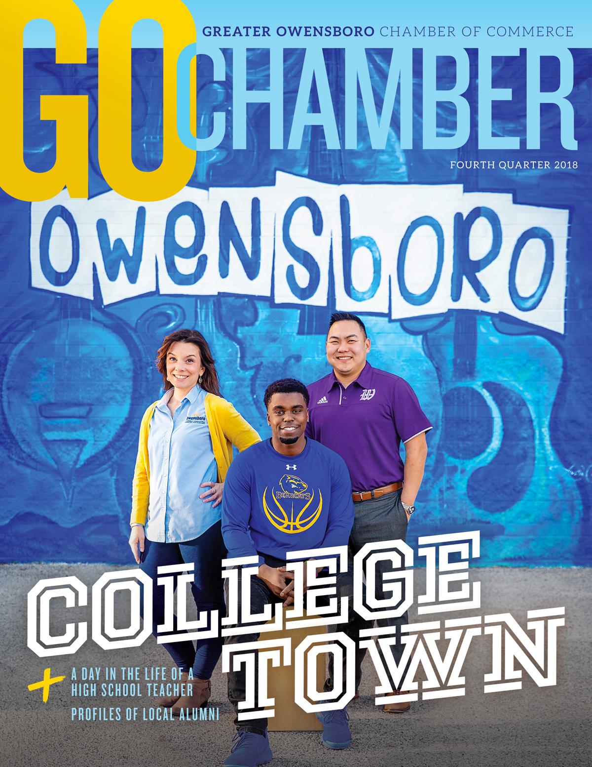 GO Chamber Fourth Quarter 2018 Cover