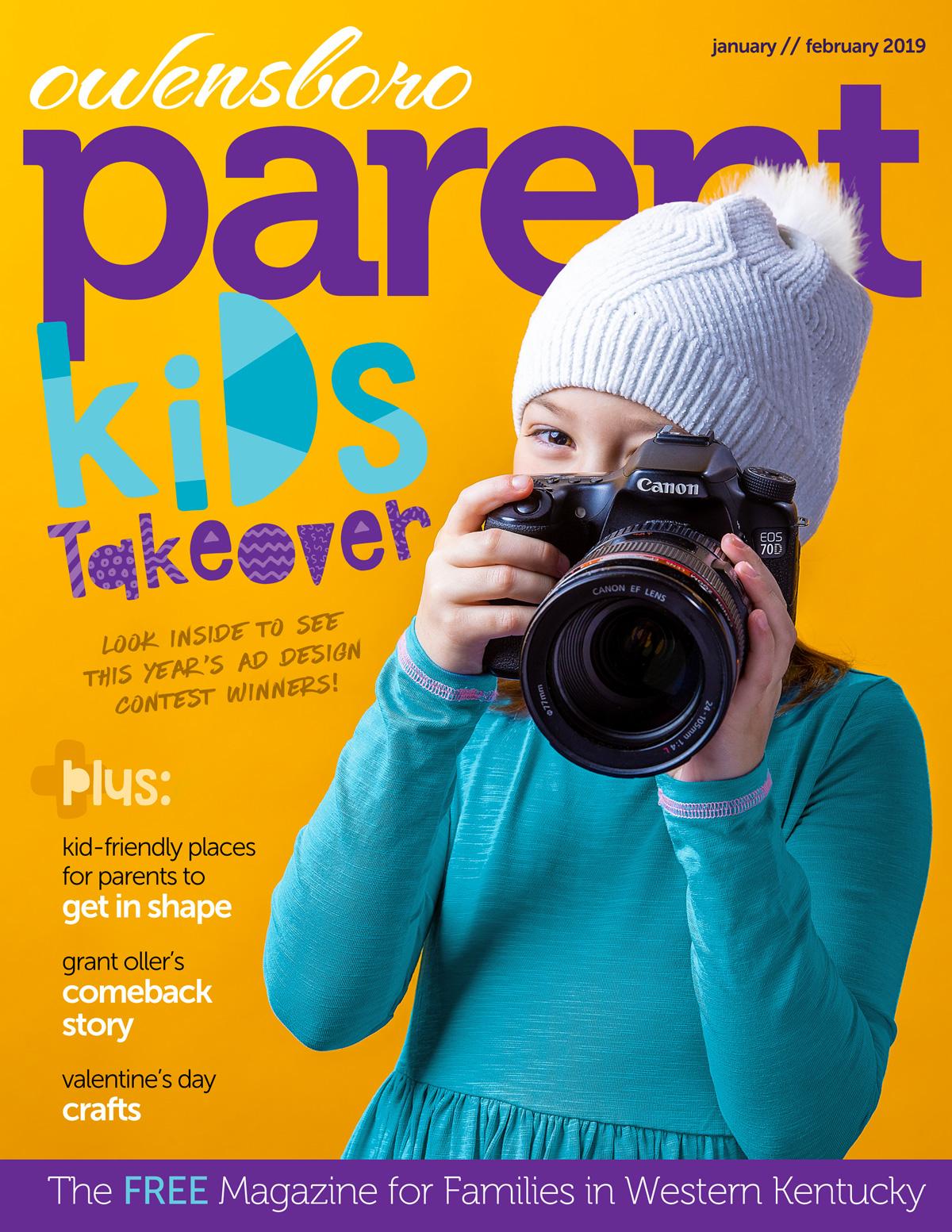 Owensboro Parent Jan/Feb 2019 Cover