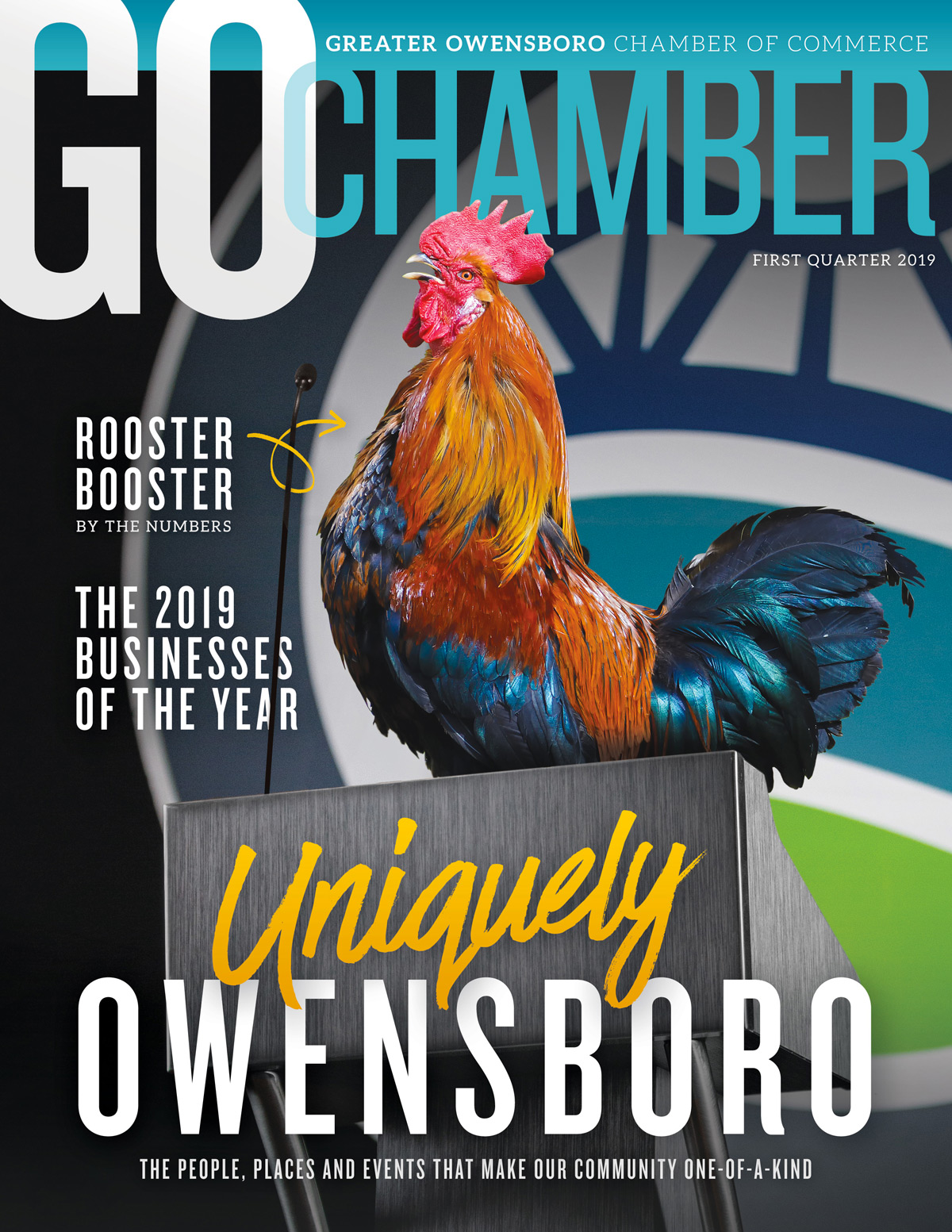 GO Chamber First Quarter 2019 Cover