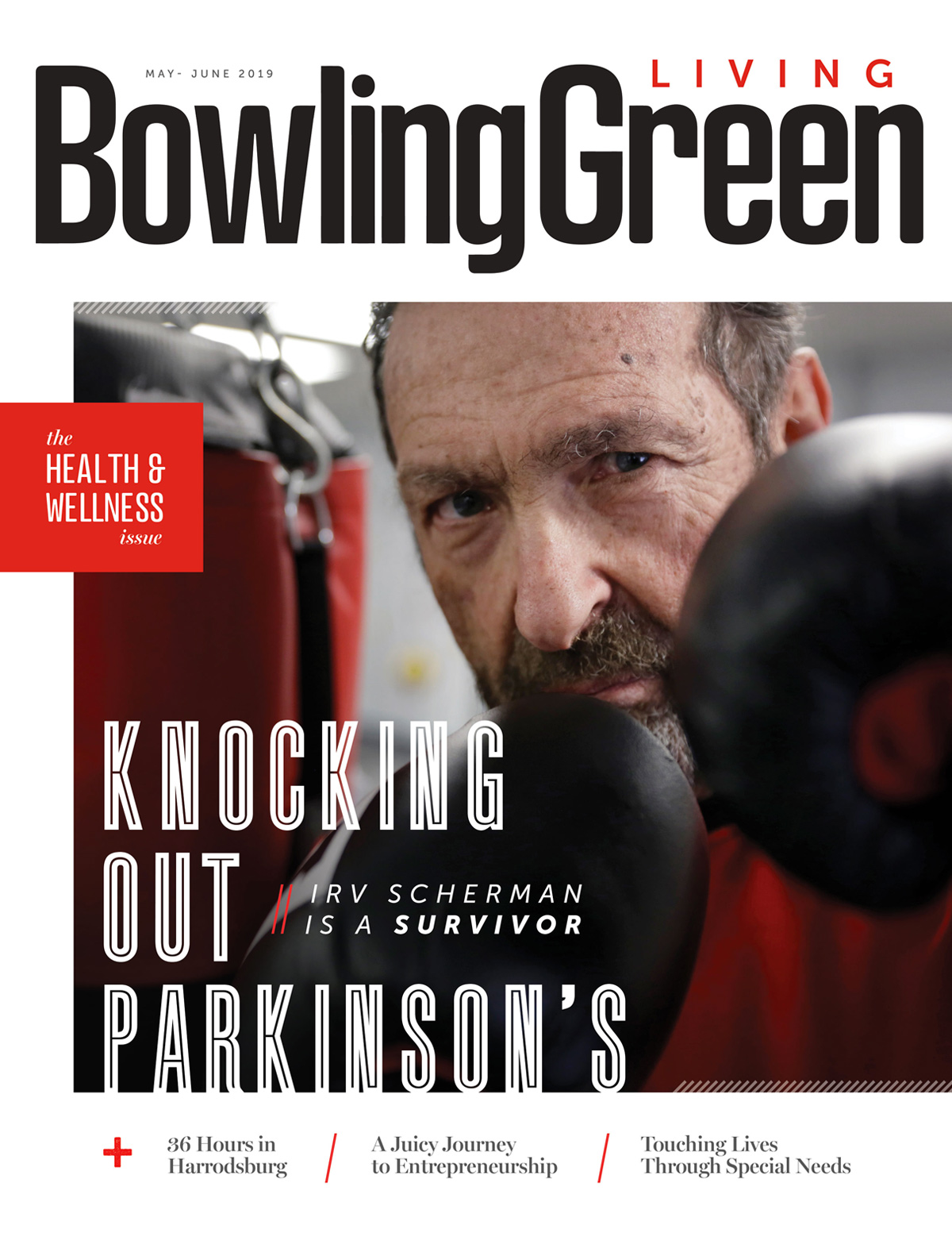 May/June 2019 Bowling Green Living Cover