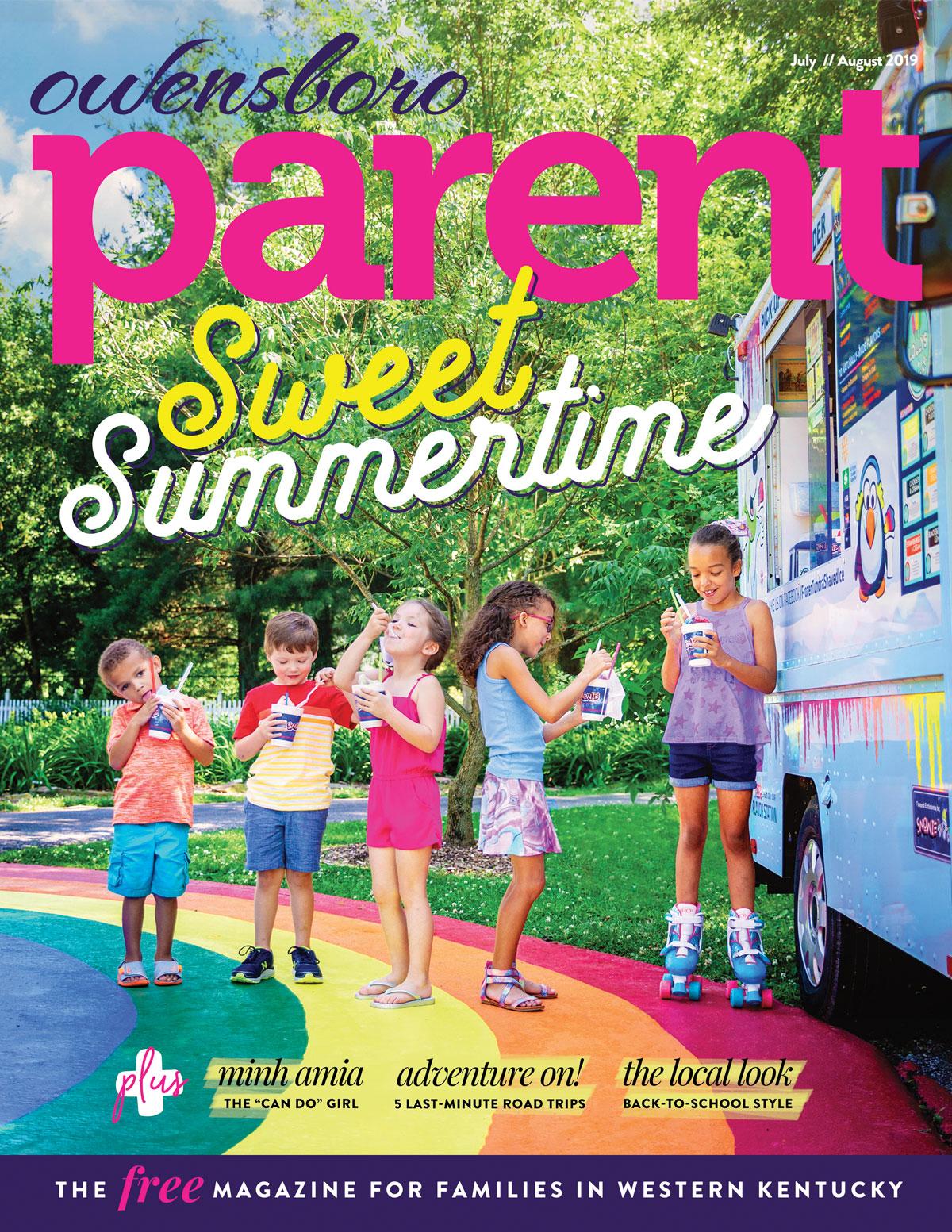 Owensboro Parent July/August 2019 Cover
