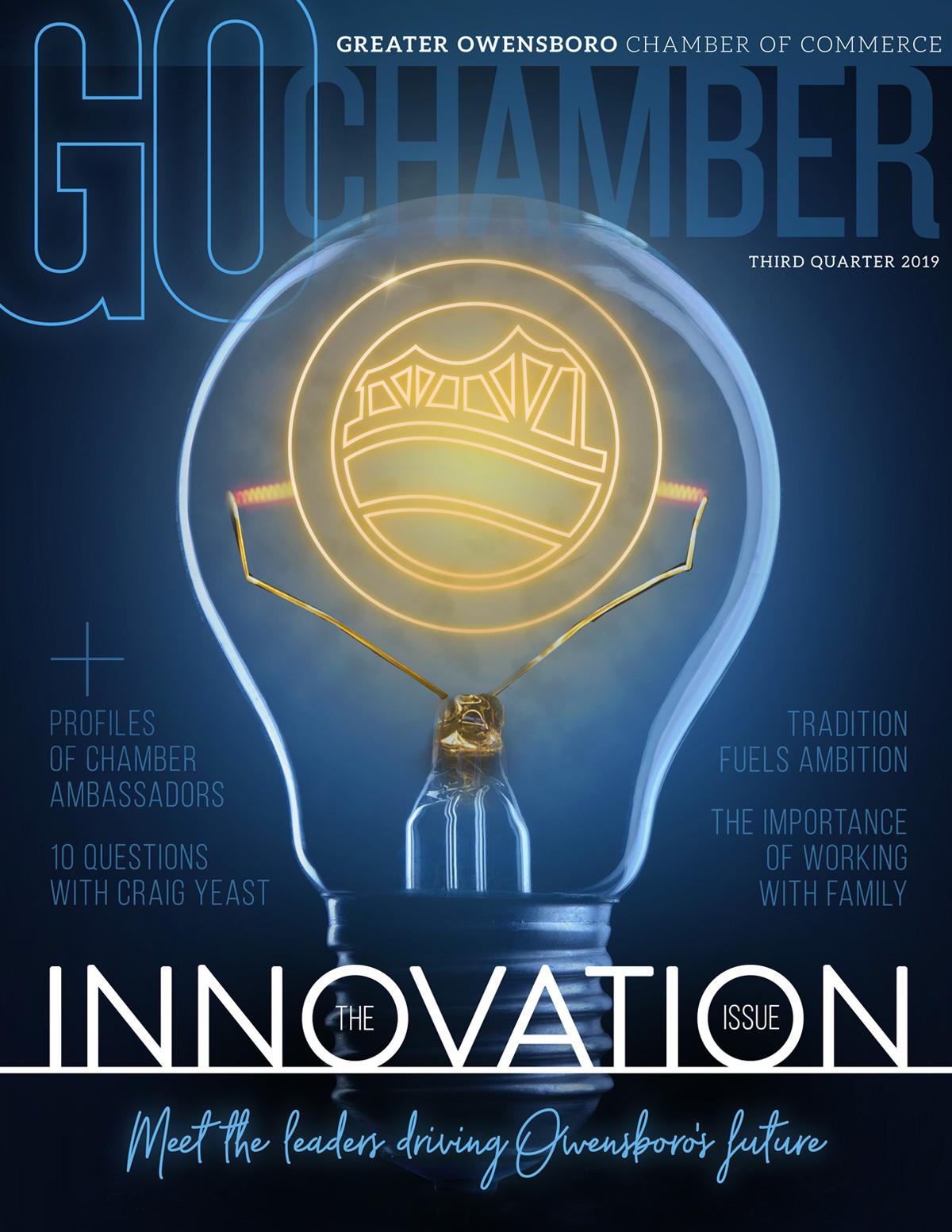 GO Chamber Third Quarter 2019 Cover