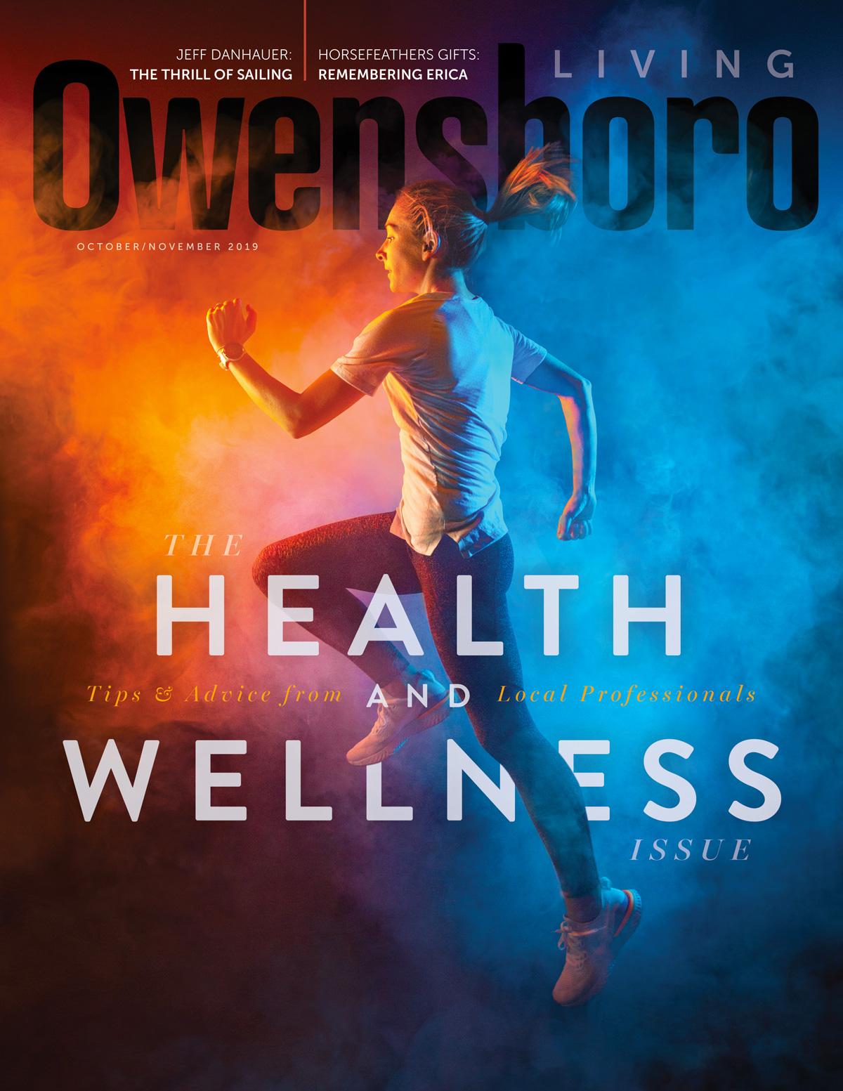 Owensboro Living October/November 2019 Cover