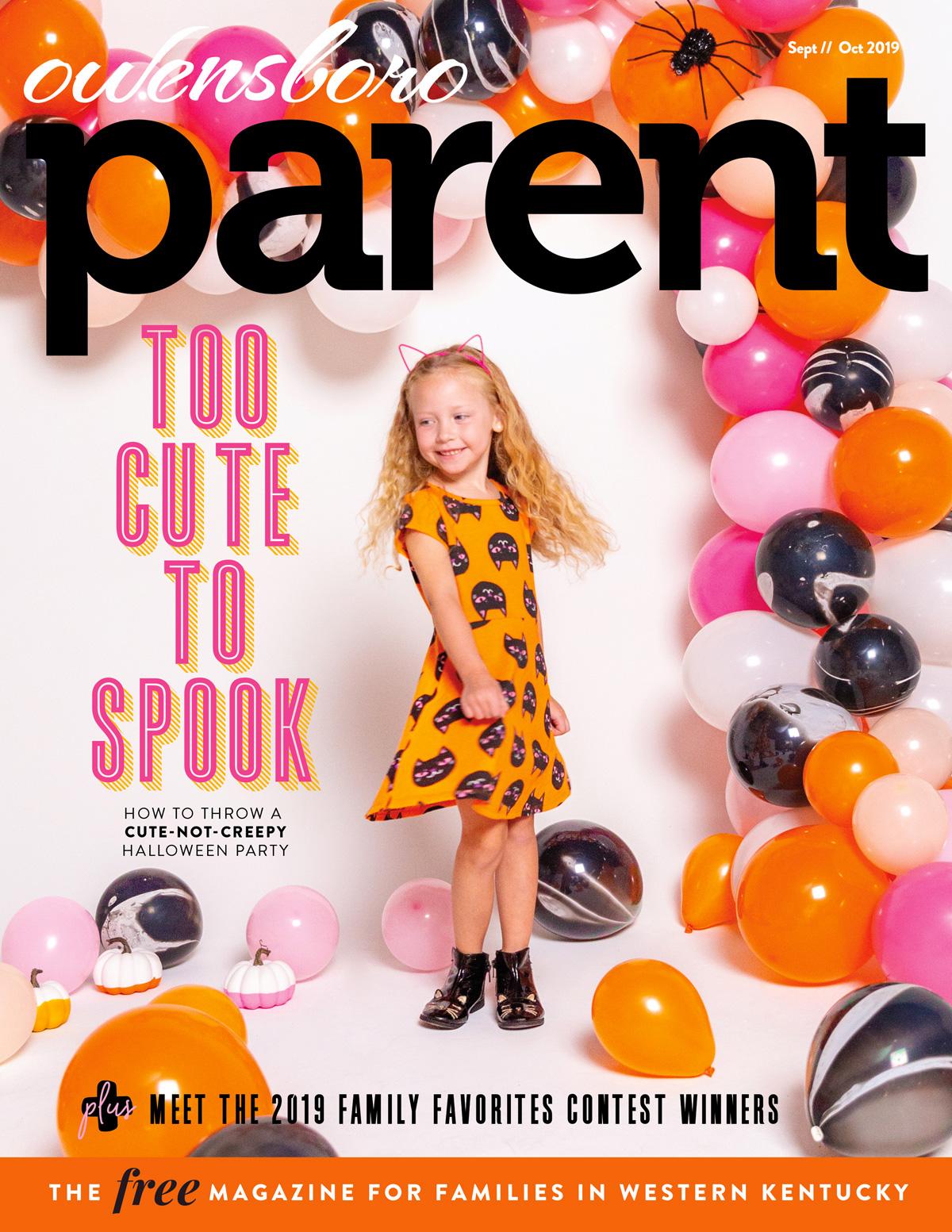 Owensboro Parent September/October 2019 Cover